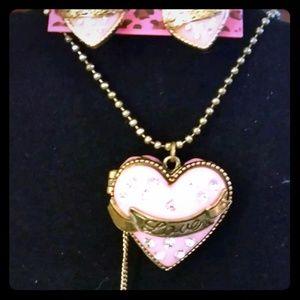 Betsey Johnson Fashion jewelry set